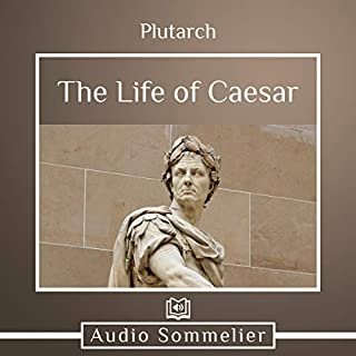 The Life of Caesar audiobook cover art