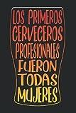 Beer Pong Fiesta - Cerveceras Mujeres Cerveza Cuaderno De Notas: Formato A5 I 110 Páginas I Regalo Como Diario Planificador O Agenda