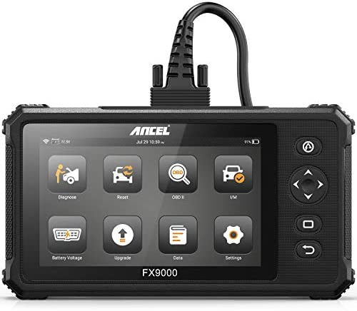 ANCEL FX9000 All System OBD2 Scanner Automotive Code Reader 7 Touch Screen Android Tablet with product image