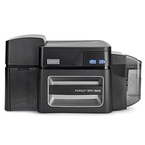 Best Deals! Fargo DTC1500 Single SIded ID Card Printer