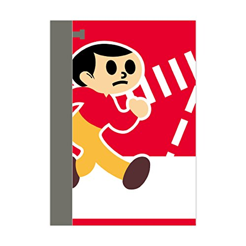 ★とび太くんヨシノート★飛び出し坊やA6ノート☆KOKUYO☆KPSN-R223TOB-1