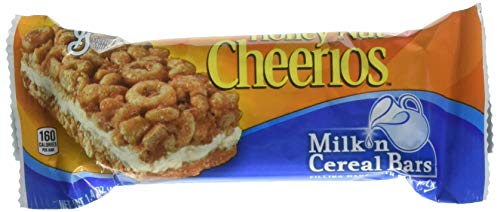 General Mills Milk And Cereal Bars