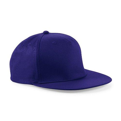 Casquette Hip Hop Snapback Rappeur Purple (Violet)