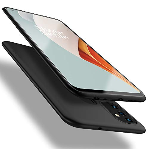 X-level OnePlus Nord N100 Hülle, [Guardian Serie] Soft Flex Silikon Premium TPU Echtes Handygefühl Handyhülle Schutzhülle für OnePlus N100 Hülle Cover - Schwarz