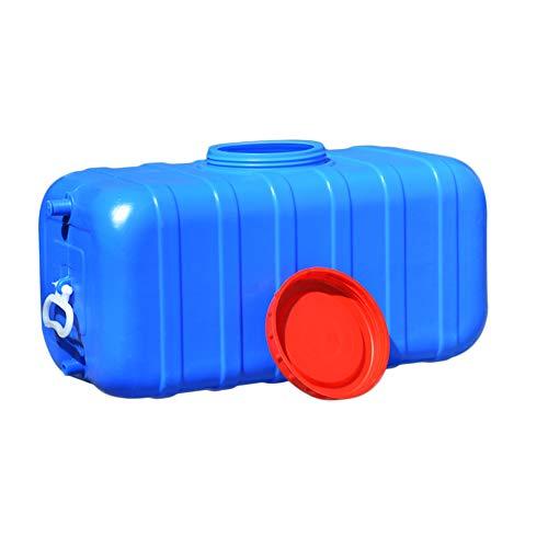 Outdoor-Reisen Camping Wassertank Vorratsbehälter Aus Kunststoff,Auto Tragbaren Eimer Haushalt Trinkwasserspeichereimer Mit Wasserhahn ,Säure- Und Alkalibeständig Industrielles Chemisches Fass