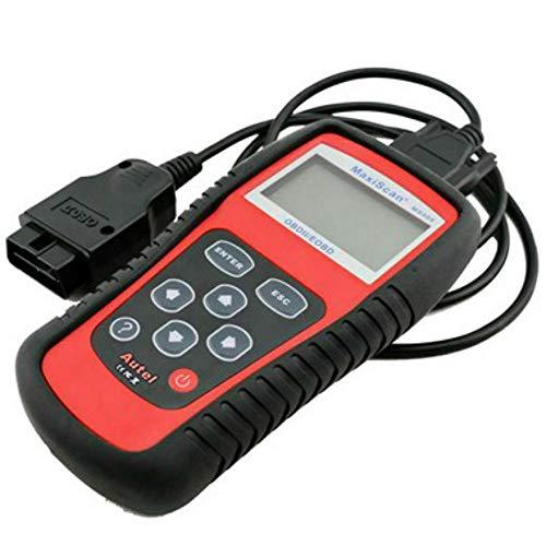 Scanner Automotivo Autel MaxiScan MS509 Código Obd2 Eobd BM19008 - Lorben