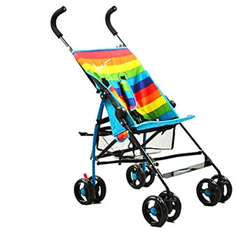 Gute Qualität Kinderwagen Buggys Kinderwagen, sitzen oder liegen, Leichter Kinderwagen, tragbare Faltbare Buggys Baby Standardkinderwagen