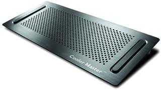 Cooler Master NotePal D1 - Ventilador de PC (21 Db, Negro, Aluminio, 440 g, 300 x 32 x 130 mm, 5 VDC)