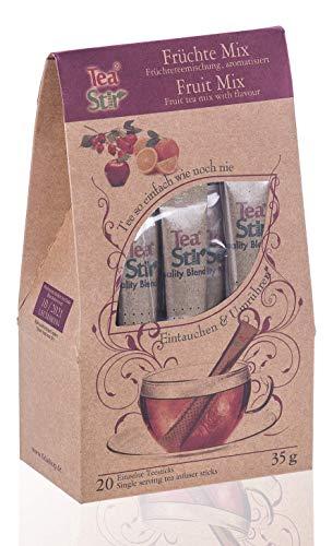 Früchtetee | 20 umweltfreundliche Teesticks - Tea Sticks