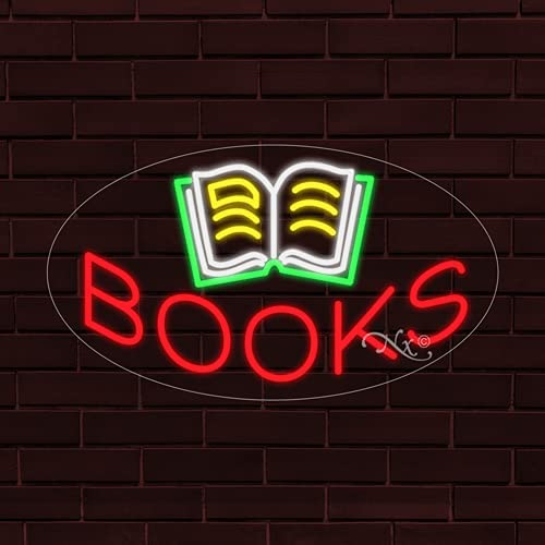 Books Classic Louisville-Jefferson County Mall led neon Sign in USA #34497 Made