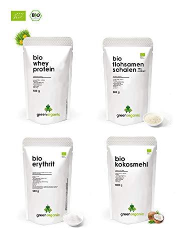 Bio Mandelmehl – Premium, Weiss – 400g - 4