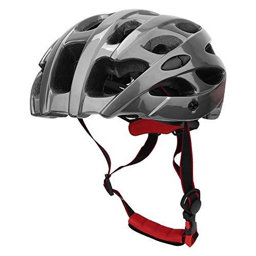 Birdlantern Fahrradhelm, Unisex Titanium Farbe Mountainbike Rennrad Fahrradhut Sicherheitskopf Schutzhelm