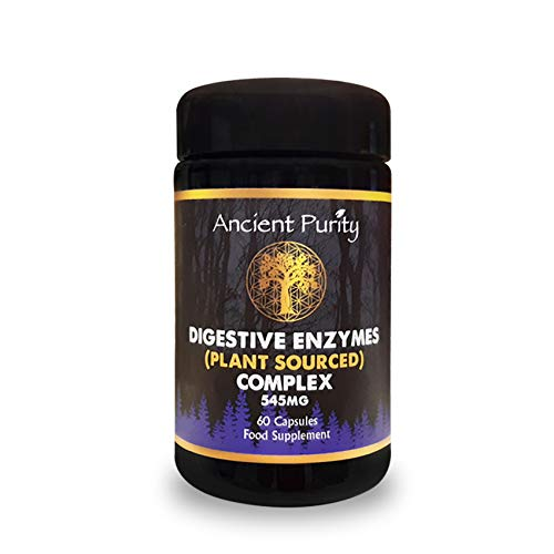 Digestive Enzyme Complex 545mg - 60 Capsules