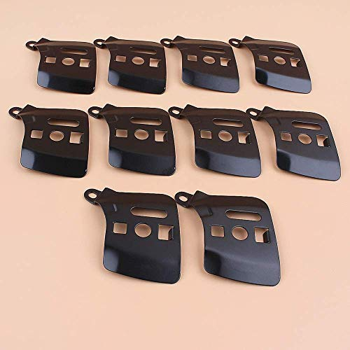 Para placa de barra de motosierra China 2500 25cc 10 unids/lote pequeñas motosierras de gasolina reemplazo de sierra de cadena