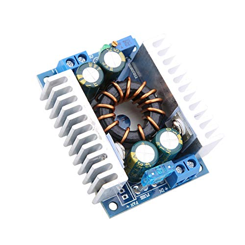 150W zonnepaneelspanningsomvormer, overstroombeveiliging DC-DC voedingsmodule, voor LED-verlichting voor voertuigvoeding