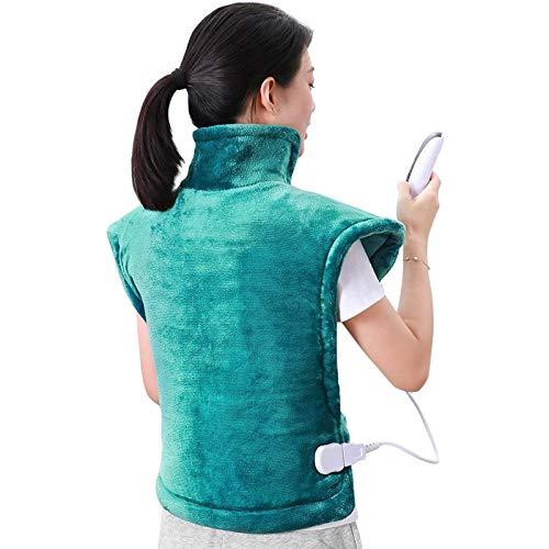 60 x 85 cm Heizkissen, verwendet für Schulter und Nacken, um das Heizkissen automatisch zu schließen, schnellere...