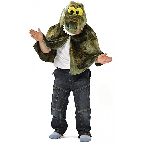 Enfants Crocodile bambins Cap Costume Fancy 3-6 ans [Jouet]