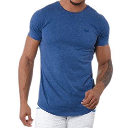 KAPORAL -  T-Shirt - Uomo Blu S