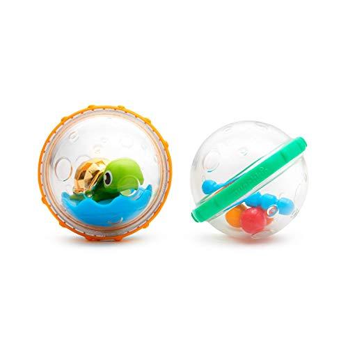 Munchkin Brinquedos Banho Flutuantes Tartaruga x2