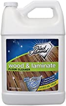 Black Diamond Stoneworks Wood & Laminate Floor Cleaner: For Hardwood, Real, Natural & Engineered Flooring –Biodegradable Safe for Cleaning All Floors