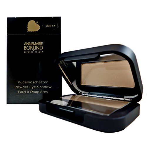 Annemarie Börlind Powder Eye Shadow 57 skin, 1er Pack (1 x 2 ml)