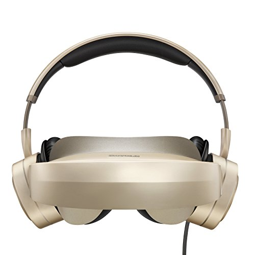 Royole RY0102EUNG2 Moon 3D VR Kopfhörer Virtual Mobile Theater Videobrille Gold