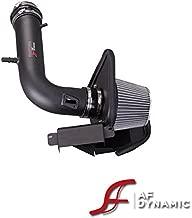 AF Dynamic Black Cold Air Filter Intake Kit Systems Flex & Taurus with Heat Shield 2013-2017 For Ford Flex/Taurus 3.5L V6