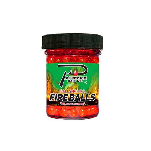 Pautzke Bait Fire Balls, Coho, 1.65 oz