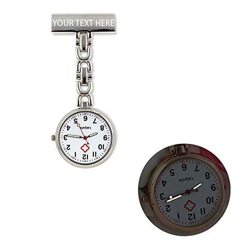 Nurses Fob Watch - Reloj Grabado Personalizado de la Enferme