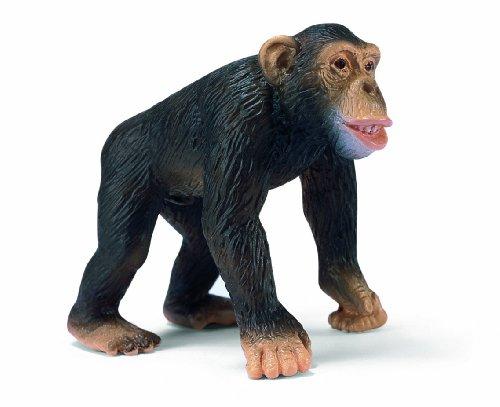 Schleich 14189 - Wild Life, Schimpansen-Männchen