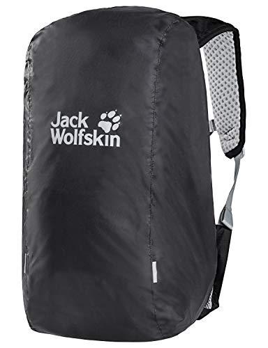 Jack Wolfskin Unisex– Erwachsene Regenhülle-8002741 Regenhülle, Phantom, One Size