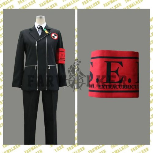 『ペルソナ3 PERSONA3 月光館学園男子制服 コスプレ衣装』の1枚目の画像