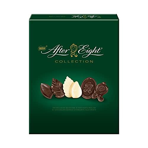 AFTER EIGHT Collection Cioccolatini alla Menta Assortiti Scatola 150g