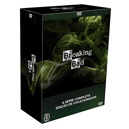 Sony Pictures Breaking Bad - A Coleção Completa - Edição de Colecionador...