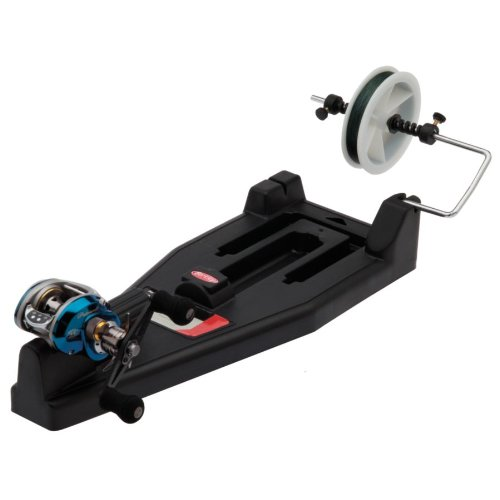 Berkley Portable Fishing Line Spooling Station, Casting and Spinning Reels Equipment Black, All
