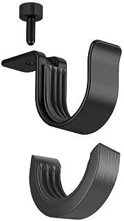 comprar comparacion IKEA BETYDLIG - soporte de la varilla de la cortina, negro