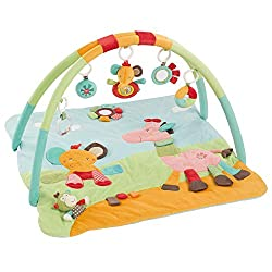spielbogen fehn 3 d activity decke safari baby. Black Bedroom Furniture Sets. Home Design Ideas