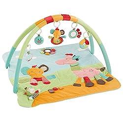 spielbogen fehn 3 d activity decke safari baby. Black Bedroom Furniture Sets. Home Design Ideas