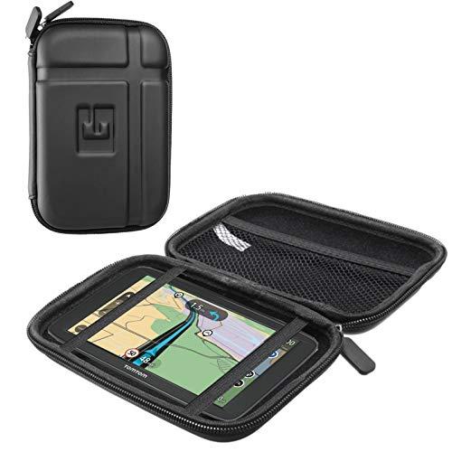 MOELECTRONIX HQ Navigation Tasche Navi Schutz Hülle Etui Case Cover passend für Garmin Nüvi 65LMT 65 LMT