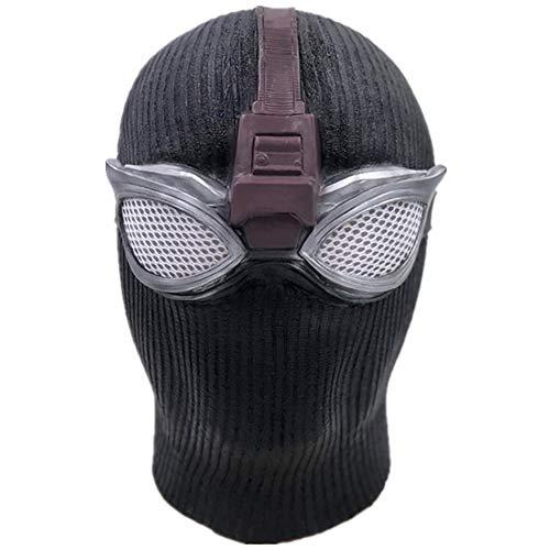 Verhaal van het leven Spider-Man Masker Heroic Expedition Hoofddeksels Zwarte Schaduw Sneak Warrior Masker Cosplay Halloween