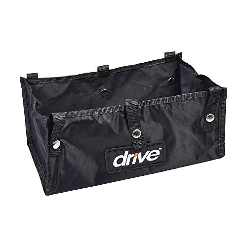 AlveyTech Under-Seat Tote for Drive Medical Rollators 726, 728, 10261