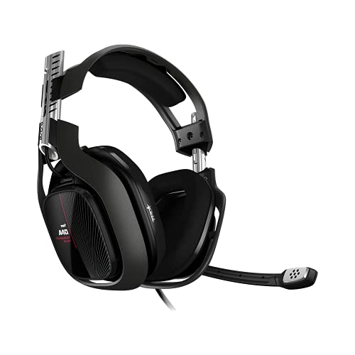 ASTRO Gaming A40 TR Wired Headset with Astro Audio V2 for Xbox One, PC & Mac