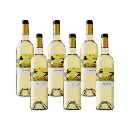 El Perro Verde - Vino Blanco - 6 Botellas