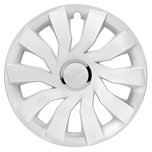 CLIFF Plus White–13pulgadas, apta para casi todas las Peugeot, por ejemplo para 106S2con airbag lateral