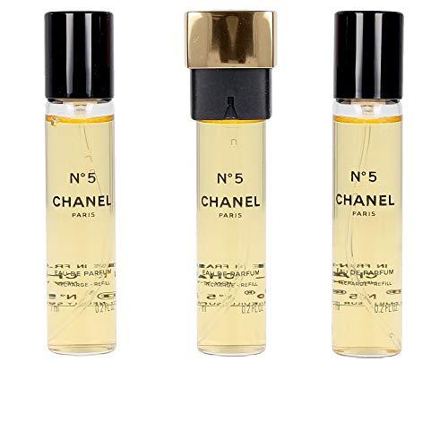 Chanel N⺠5 Edp Twist & Spray Refills 3X7 Ml 21 ml