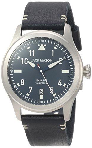 [ジャックメイソン] 腕時計 JM-A101-205 メンズ 正規輸入品 ブルー