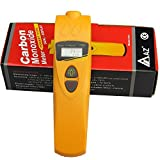 Tokyia. Handel Digitale CO monossido di Carbonio Meter 0-999 ppm di CO Portable Gas Detector AZ7701