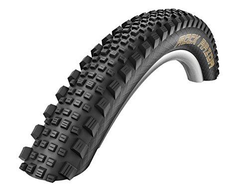 Schwalbe Fahrradreifen Rock Razor Snakeskin TL-Easy Faltbar 60-559 B/B-SK HS452 PSC 67EPI EK, Schwarz, 26 x 2.35 Zoll