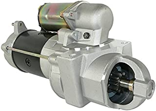DB Electrical Snk0002 Chevy Gmc Truck Starter For 6.2 6.5 6.2L 6.5L Diesel High Torque C/K/R/V/Series 89 90 91 92 93 94 95 96 97 98 99 00 01 02 / Blazer 89-94 / G Series 89-98 / P Series 89-99