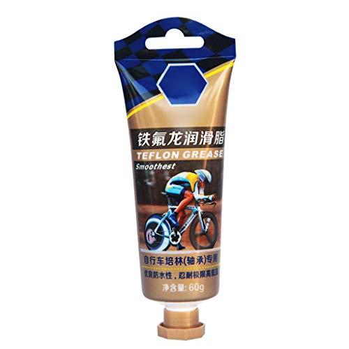 Fugift Camino de MTB Bike Grease teflón Eje de la Bicicleta de Aceite lubricante de Bicicletas pedalier Grasa Accesorios de Ciclismo